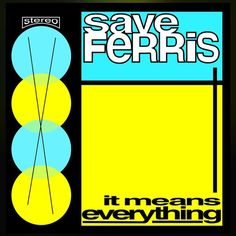 January 21th 2016! 366 albums of 2016, today I have It Means Everything by Save Ferris, with tracks, Come on Eileen, Superspy and Sorry My Friend. #music #albumADay2016 #366albums #albumproject #saveferris #savefararrisitmeanseverything #itmeanseverything