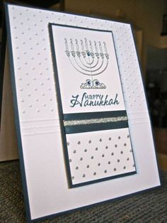 Happy Hanukkah by hskelly - Cards and Paper Crafts at Splitcoaststampers