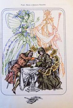 Val Munteanu - Piticul Cinabru illustrations Illustrations, Art, Art Background, Kunst, Illustration, Gcse Art, Illustrators