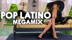POP LATINO 2016 - MEGA MIX HD ★ Latin Pop En Español ★ Ricky Martin, Nat...