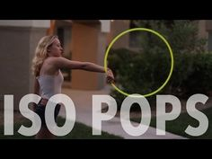 Hooping Tutorial: Iso Pops - YouTube Military Couples, Military Love, Army Love, Back Flexibility Stretches, Hula Hoop Workout, Surfer Magazine, Pole Dancing, Workout Challenge, Hula Hooping