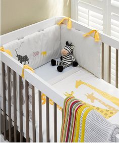 *NEW* - Mothercare Tusk Bedding Collection