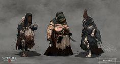 the witcher 3 crones art - Recherche Google