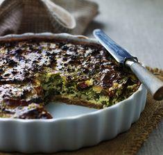 Det nordiske køkken rummer uanede muligheder for at sammensætte og kreere menuer af fantastiske råvarer på nye måder. Brug grønkål og en god vesterhavsost i en lækker tærte.
