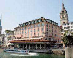 Hotel zum Storchen Zürich - I had a wonderful dinner at the restaurant.  Hope to go back.