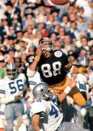 Super Bowl X Cowboys vs Steelers Pittsburgh Steelers, Steelers Football, Steelers Stuff, Broncos, Best Football Team, Sport Football, Cowboys Vs, Dallas Cowboys, Lynn Swann