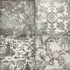 Ceramic | Casa Roma ® | Maiolica | Grigio Decor  (CAS563213)