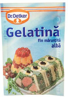 Gelatina fin maruntita alba pentru 0.5L lichid Alba, Bread, Food, Essen, Breads, Baking, Buns, Yemek, Meals