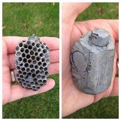 Micro escondite geocaching llavero impermeable döschen caché Caja de píldoras