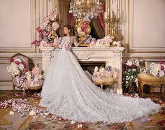 Demetrios Platinum The Royal Romance Collection Augusta
