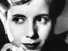Eva Perón (1919-1952)  Champion of the poor and disenfranchised, is arguably the most important female figure in the political history of Argentina.