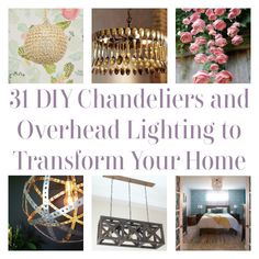 40 Fantastic DIY Leave In Conditioner Recipes Button Lampshade, Copper Lampshade, Diy Lampshade, Lampshades, Diy Chandelier, Chandeliers, Diy Easy Embroidery, Pottery Barn Lamp Shades, Doily Lamp