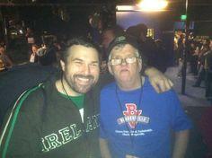Me and Gary!