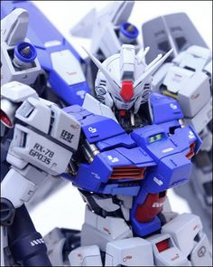 [Gundam] RX-78 Gundam GP03S + Weapon System (Built by James JGarage)