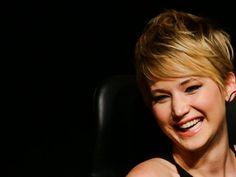 Jennifer Lawrence Laugh