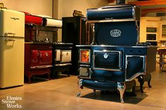 Reproduction Vintage Stove | Antique Kitchen Stoves - Stoves and accessories