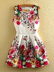 Women' Sleeveless Floral Printed Dress. Get incredible discounts up to 70% Off at Light in the Box using Coupons.