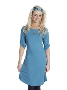 Elana Dress Dragonfly Ministripe