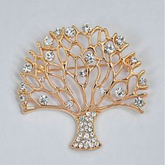 Catch it now from MiniInTheBox > Women's Brooches, Gold Jewelry, Jewellery, Elegant, Stylish, Lady, Classic, Stuff To Buy, Inspiration