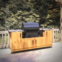 Rec Tec 700 Grill Cart Plans | Seared and Smoked Sides For Chicken, Half Chicken, Grill Cart, Grill Table, Whole Roasted Chicken, Stuffed Whole Chicken, Smoke House Diy, Honey Chicken Wings, Big Green Egg Table