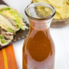 Homemade Taco Sauce