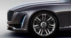 Escala Concept Vehicle | Cadillac