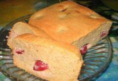 Cseresznyés paleo süti
