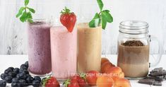 Size Matters: How to Prevent the Most Common Protein Shake Mistake (Food Intolerance Food Allergies Food Sensitivity Burst Training Fast Fat Loss JJ Virgin ™ home) Tea Smoothies, Healthy Smoothies, Jj Virgin Diet, Turmeric Smoothie, Diet Recipes, Healthy Recipes, Keto Diet Plan, Protein Shakes, Size Matters
