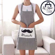 Delantal!  $25.000.  .  .  .  .  .  #cocina #Cook #cooking #delantal #homeelements #kitchenelements #kitchentools #colombia #bogota #medellin #tulua #manizales #pereira #armenia #lasupertienda #lstcocina