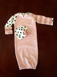 Hey, I found this really awesome Etsy listing at https://www.etsy.com/listing/220187264/baby-girl-layette-gown-in-a-pink-color