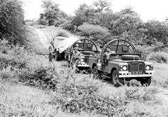 Land Rover Mine Proofed Op AGILA Zimbabwe-Rhodesia 1980 | Flickr - Photo Sharing!