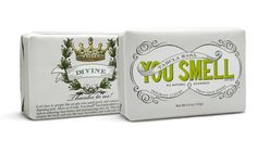 you smell makes the best smelling soaps and lotions! vegan & cruelty free!