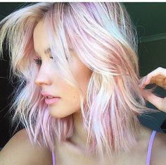 Subtle pink