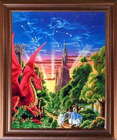 Mythical Dragon Mountain Sue Dawe Fantasy Kids Room Wall ... https://www.amazon.com/dp/B01JZ949OY/ref=cm_sw_r_pi_dp_x_qdudzbHQ7AYWQ