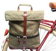 the Klist - pannier, laptop bag, messenger bag, all in one!