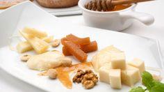 Receta de tabla de quesos con membrillo