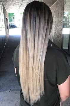 Fresh Ideas of Blonde Balayage for You to Be Trendy in 2018 ★ See more: http://lovehairstyles.com/blonde-balayage-ideas/