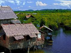 Siargao Island Lagoon Opening to the Pacific | por paynepat44