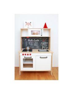 Kaufmannsladen & Küche - Pimp-/Verschönerungspaket Kinderküche IKEA DUKTIG - ein Designerstück von Binnis bei DaWanda