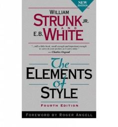 The Elements of Style isn't the kind of book that you read from cover to cover (although many have).  It's a practical reference book about writing that will help you decide where to place a comma, what to do about about adjective and when to use a semi-colon.
