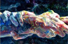 David Agenjo manos