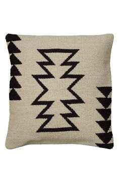 Adoring this bold, geometric printed pillow that adds a Southwestern, earthy vibe to the living room. The Nordstrom Anniversary Sale accessory will be perfect for the home.
