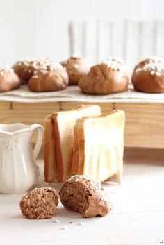 Toast & pains au lait