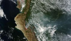 Peru is suffering through a series of global warming weather extremes. Expect more of this worldwide.