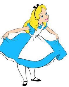 ARTE COM FELTRO: Alice no País das Maravilhas - Alice in Wonderland