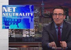 John Oliver Explains Net Neutrality - http://iwbag.com/computer/john-oliver-explains-net-neutrality/