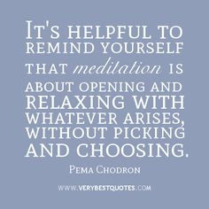 Meditation Quotes | meditation quotes, it is helpful - Inspirational Quotes about Life ...