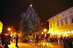 Manistee christmas Parade