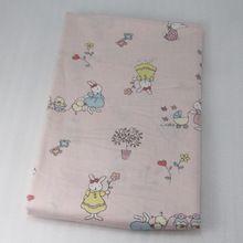 5822 50 * 147 CM patchwork impresso tecido de algodão para Tissue crianças cama têxtil para costura Tilda boneca, Materiais artesanais DIY(China (Mainland))