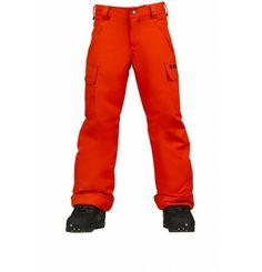 Burton Boys Exile Cargo Pants - Burner - X-Large Ski Fashion, Fashion Brands, Burton Ski, Waterproof Pants, Snowboard Pants, Burton Snowboards, Outdoor Outfit, Cargo Pants, Suits You